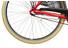 Ortler Lillesand Citybike Damer 3-gears rød